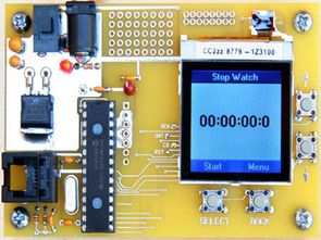 LCD Menu interface Project PIC18F2620 C18 Nokia6100