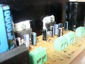 TDA7294 Amplifier Circuit 2X100Watt