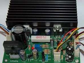 Laboratory Adjustable 0-24v Digital Power Supply Circuit ATMega8
