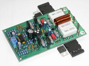 100W Amplifier Circuit LYNX PCB