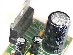 TDA2005 amplifier circuit 22W 12V