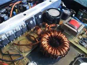400W Car amplifier project TDA7294  DC to DC TL494 ATmega8