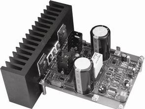 Hi Fi Power Mosfet Amplifier Circuit 160 Watt