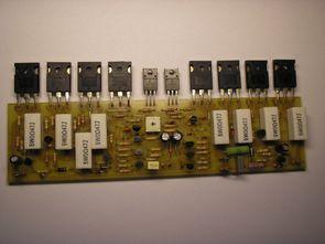 340W MOSFET Power Amplifier Circuit APEX HV 23