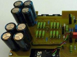 Professional Guitar Amplifier Circuit