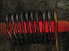 Induction Furnace Circuit HIP6601