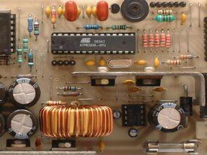 0-30V Regulated Digital Switching Power Supply ATmega8 LM2576ADJ