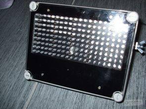 Led Flasher Circuit 180 Led 555