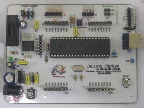 Open Source Project Development Platform Jaluino Jalv2 PIC18F4550