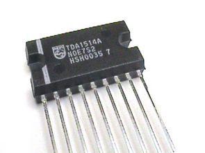50W Amplifier Circuit TDA1514