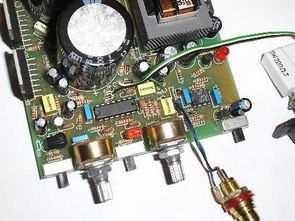 Subwoofer Amplifier Circuits TDA7294