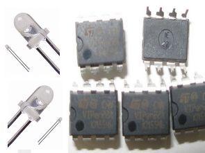 Ultra Bright White LED Driver Circuit PWM Viper22