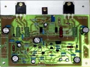 DX Blame Amplifier Circuits