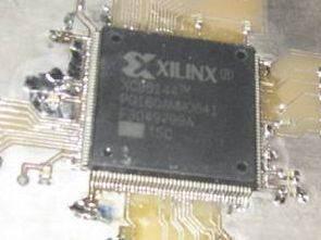 Xilinx FPGA Development Board XC95144-PQ160
