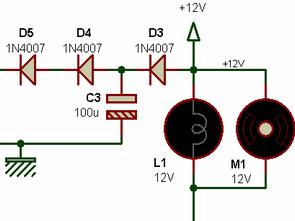 High Power PWM Circuit 555 Mosfet