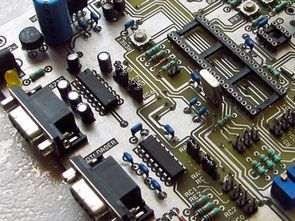 Microchip Development Test Board PIC18F452