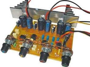 2.1 Amplifier Project TDA2050