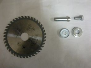 Circular Saw To Cut The PCB Assembly