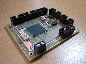 HCS12 MC9S12DP512 Development Board