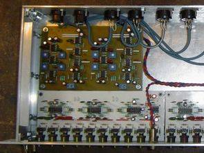 10 Band Equalizer Bass Subsonic Filter Circuit TL074 TL072