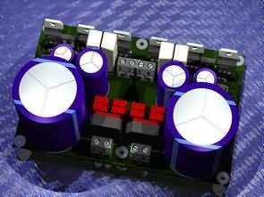 Symmetric Power Supply circuit 10A LM337  LM317  Adjustable Voltage