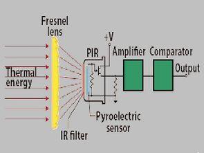PIR Motion Detector Control Circuit PIR-325