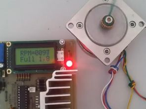 Stepper Motor Driver with PIC16F628A L297 L298 Circuit