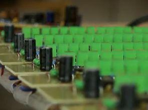 Audio Spectrum Analyzer Circuit 400Led