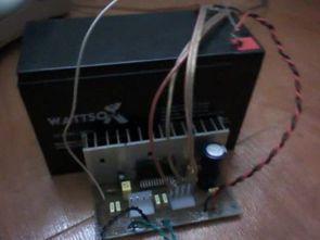 4X50 Watt Bridge Car Amplifier Circuit TDA7560