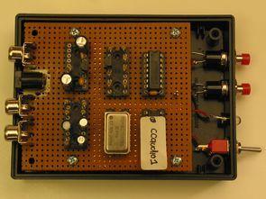 MC68HC908QY4 NTSC Test Pattern Generator