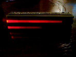 LM3914 120 Led Stereo Vu meter circuit