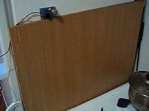 ATmega48 gas leakage Detector (MQ-4 sensor)