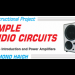 Simple Audio Circuits Book Everyday Practical Electronics