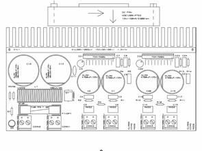 2X40W Amplifier Circuit TDA1560Q