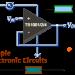 Single Trigger Circuit NE555 Timer