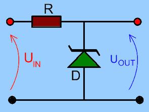 Zener Power Supply Calculator