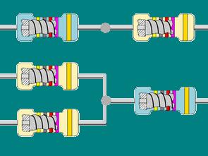 Advanced Resistor Calculator Program