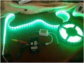 RGB Led Strip Extension Circuit