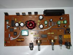 Car Amplifier Circuit with STK4131-II