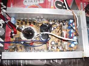 AV800 Amplifier Project 500W 1000W