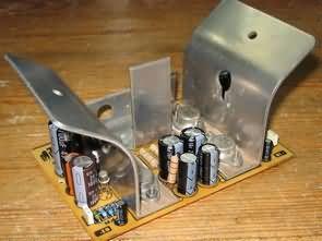 Germanium Transistor Amplifier Circuit