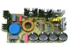 1000W PFC Circuit UC3855