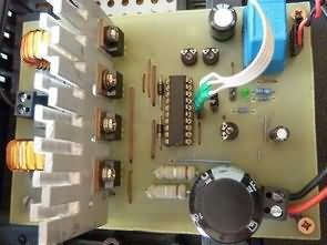 Digital Class D Amplifier Circuit TAS5706A PCM1850A ATmega128