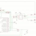 240W Electronic Ballast Circuit IR2104 ATmega48 Controlled electronic fluorescent balast circuit schematic 120x120