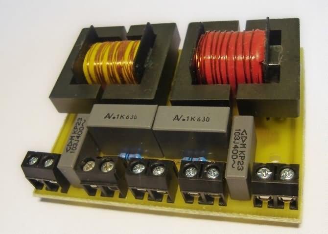 240W Electronic Ballast Circuit IR2104 ATmega48 Controlled ir2104 electromagnetic ballast electronic balast fluorescent tube circuit