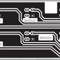 MAX5406 Audio Processor Preamplifier Projects max5406 pcb4 120x120
