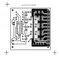 Audio Input Selector Circuit pcb audio input selector 120x120