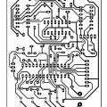 PT2317B Digital Preamp Circuit pt2317b preamplifier circuit pcb4 120x120