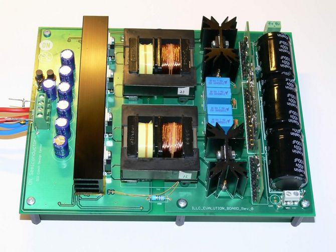 12V 40A Switch Mode Power Supply LLC Resonant Converter resonant converter series resonant converter llc smps