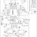Digital Class D Amplifier Project TAS5613 TDA9859 ATmega128 tas5613 class d circuit schematic 120x120